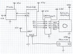 Testing The Sharp Gp2y0a21yk Ir Proximity Sensor