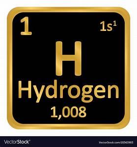 Hydrogen Atom Periodic Table