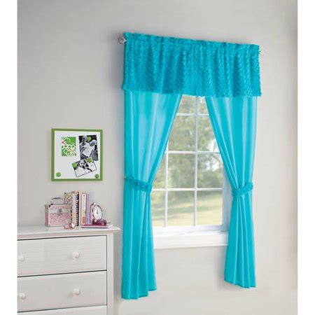 walmart bedroom curtains your zone 5 poodle bedroom curtain set