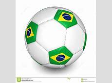 Brazil 2014 Football World Cup Soccer Ball Stock Photo