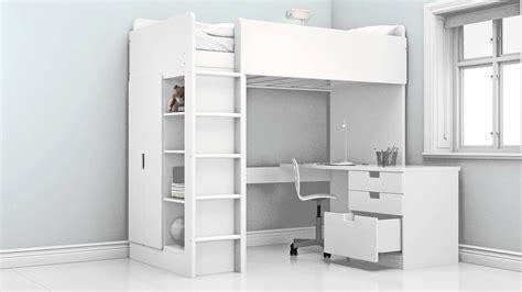 Home Design : Mesmerizing Kids Beds Ikea Photo Inspiration De Press In Loft Bed Frame 93