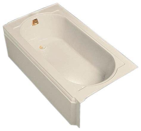 kohler bathtubs home depot kohler bathtubs memoirs 5 ft left drain cast iron