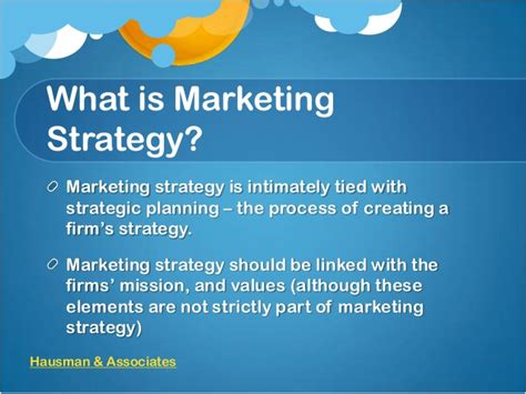 Explain Marketing by Definition Of Marketing Strategy