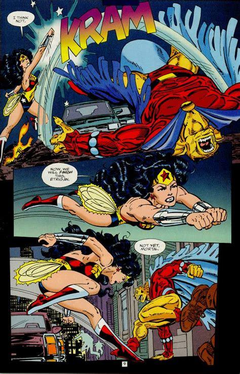 Wonder Woman vs Etrigan the Demon - Battles - Comic Vine