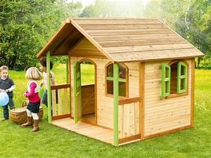 Maison Enfant Bois : maison de jardin enfant milan direct abris ~ Teatrodelosmanantiales.com Idées de Décoration