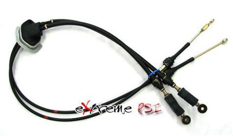 install shift cable on a 2003 mitsubishi galant oem mitsubishi evo 8 9 gear shift cable 6 speed mr ebay