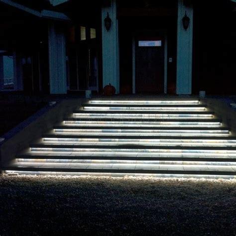 Weihnachtsdekoration Aussen Beleuchtet by Led Streifen Wasserdicht Treppenbeleuchtung Aussen