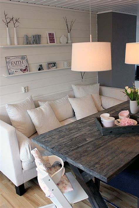 Sofa Dining Table by I M Loving This Casual Dinning Seating Maybe