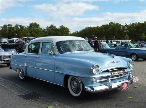 1954 plymouth belvedere information and momentcar