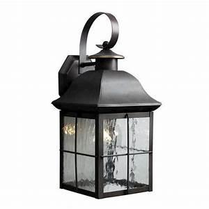 Patriot lighting? quot olde bronze light outdoor wall mount