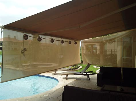 The Sunsetter Retractable Awning …