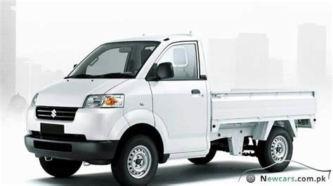 Suzuki Mega Carry Picture by New Suzuki Mega Carry Xtra A Powerful Launched In