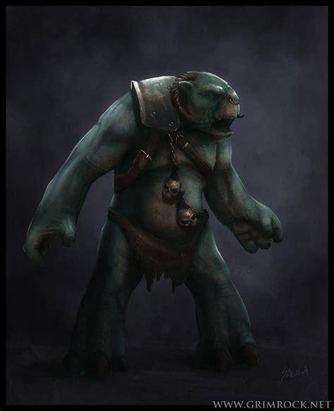 Meet Tunnel ogre » Legend of Grimrock