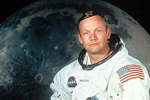Neil Armstrong Portrait (page 2) - Pics about space