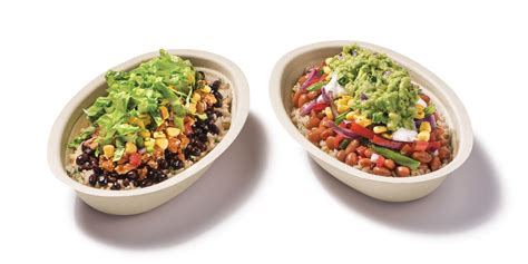 chipotle bowls bowl vegan lifestyle vegetarian pickle sonic juice veggie slush options nutrition facts meals include sell