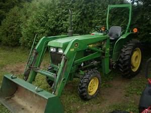 John Deere 850 Tractor Parts