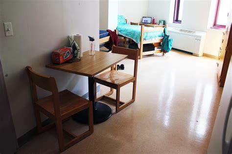 duodiaries fit dorms room  kaufman hall
