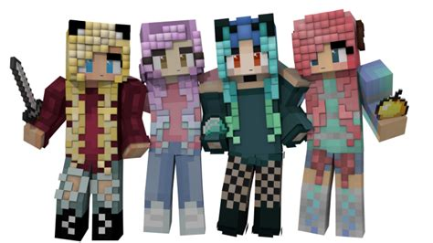 Create Your Minecraft Skin As A Render By Cookiegaming90