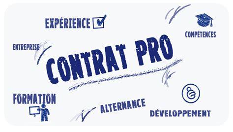 contrat de professionnalisation cuisine contrats de professionnalisation eisti