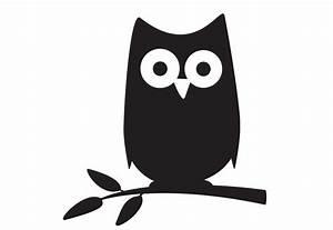 Simple Owl Illustration