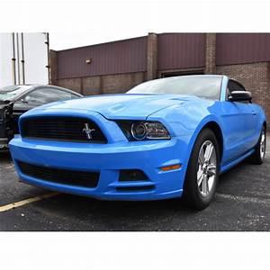 2013 Ford Mustang Convertible Manual V6