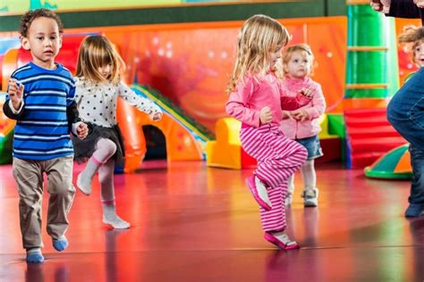 Locomotor Movement Skills For Toddlers & Kids - Lessons, Examples & Tips - Move Dance Learn