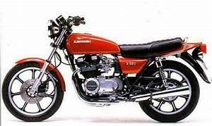 Kawasaki  1977 Kawasaki Z 650