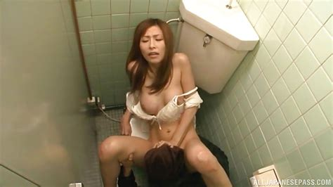 Akari Asahina In Naughty Japanese Babe Gets Fucked In A