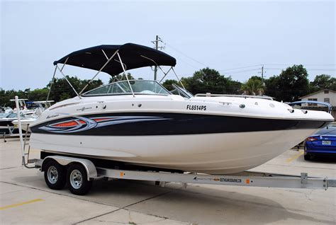 2014 Hurricane Boat by 2014 Hurricane 2400 Sundeck Power Boat For Sale Www