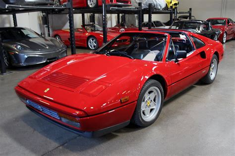 Owners can completely cover the cost of their lease agreements… for as few as nine days per month. Used 1987 Ferrari 328 GTS For Sale (Special Pricing) | San Francisco Sports Cars Stock #P18009