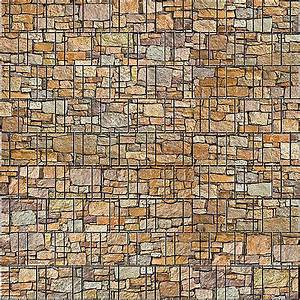Doppelstabmattenzaun Sichtschutz Motiv : stein bunt 1 8 m hoch bedruckter sichtschutz mit motiv ~ A.2002-acura-tl-radio.info Haus und Dekorationen