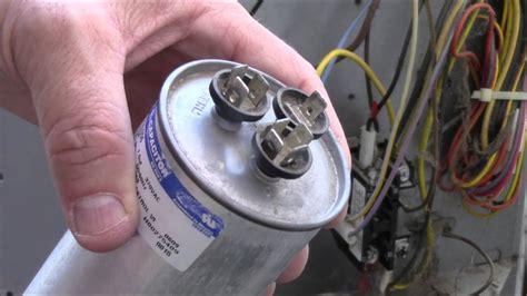 ac fancompressor  working   test repair broken
