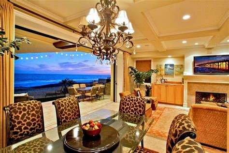 southern california beach front homes beach front homes