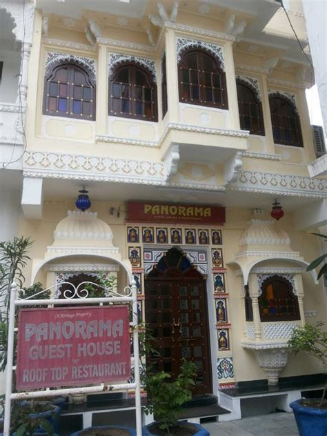 Panorama Guest House Udaipur, Rooms, Rates, Photos