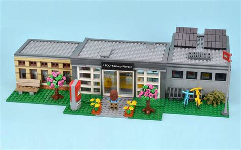 custom lego factory playset fulfils your of working at lego mikeshouts