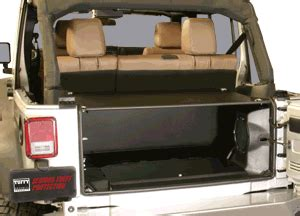 Tuffy Security Deck 326 by Jk Unlimited Tailgate Enclosure
