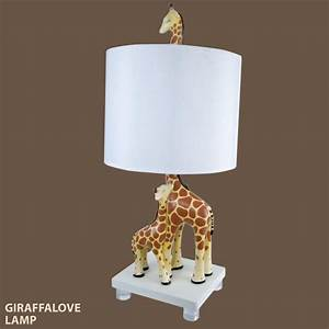 giraffe lamps lighting and ceiling fans With giraffe floor lamp nursery