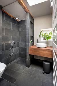 Badezimmer Ideen Grau : badezimmer ideen design und bilder badezimmer ~ Eleganceandgraceweddings.com Haus und Dekorationen