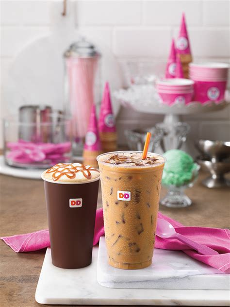 The dunkin donuts original coffee flavor is the only one that i drink. New Pistachio Iced Coffee from Dunkin' Donuts - Mommy ...
