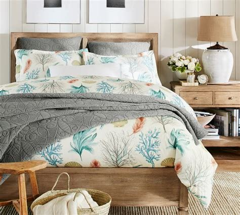 pottery barn quilt washed cotton quilt sham pottery barn