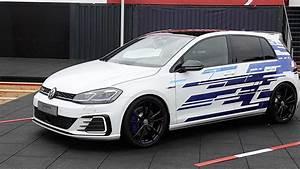 Volkswagen Golf Gte : vw golf gte concept brings more hybrid muscle at worthersee ~ Melissatoandfro.com Idées de Décoration