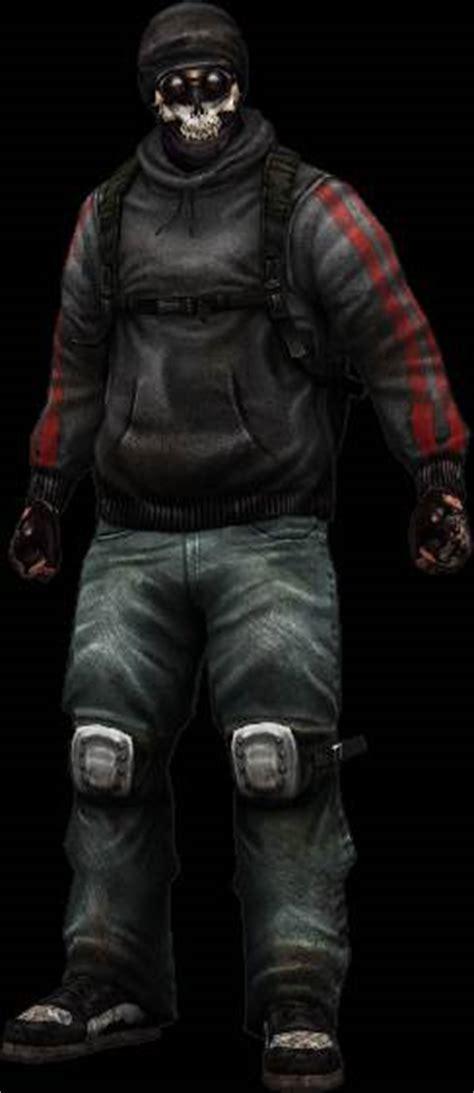 killing floor 2 dj skully dj scully character bomb