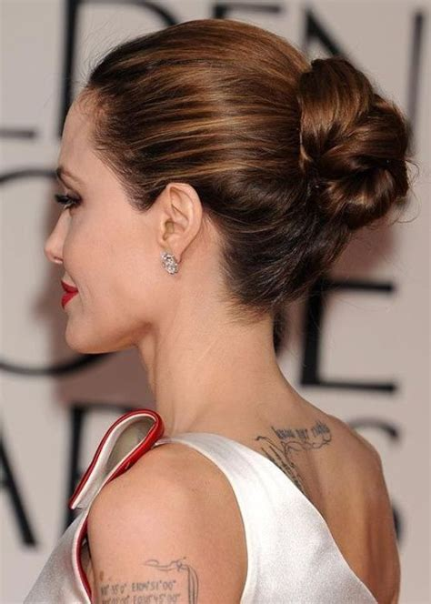 easy updos  long hair herinterestcom