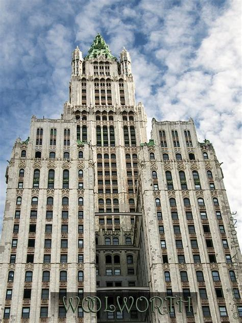 25+ Best Ideas About Woolworth Building On Pinterest