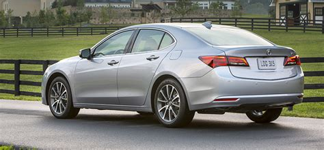 acura tlx driven today