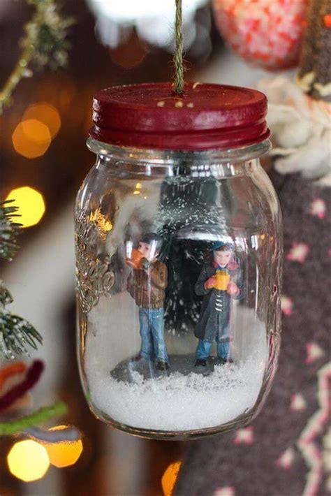 handmade easy   snow globe ideas tutorials