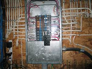 Diagram For Wiring 30 Amp Breaker Box  Diagram  Free