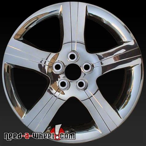 18 quot chevy malibu wheels oem 2011 2012 chrome rims 6633