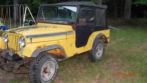 1971 Jeep Cj5 V6 Color Wiring Diagram