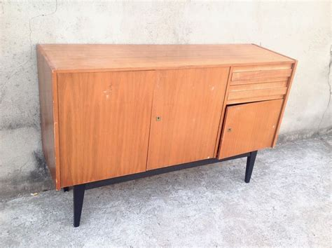Jahre Möbel by Sold Kleines Mid Century Sideboard Retro Salon Cologne